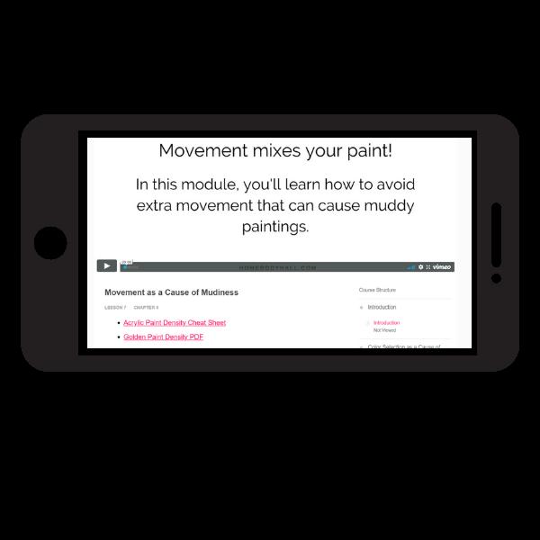 screenshot of module 3